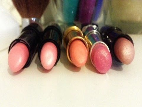 DEMO/SWATCHES/R... Nyx Strawberry Milk Lipstick