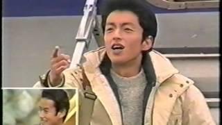 1995年4月12日OA ザ・ワイドに番組宣伝のため出演。