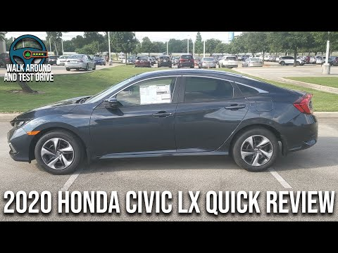 2020 civic lx quick review youtube 2020 civic lx quick review youtube