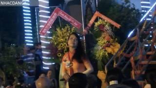 Tâm Sự Người Cài Hoa Trắng - Bích Phượng -Lễ Vu Lan chùa Pháp Vân ,Tân Phú 17-8-2016