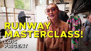Walk Like A Supermodel!  Naomi & Gigi Included!!  By Loic Prigent