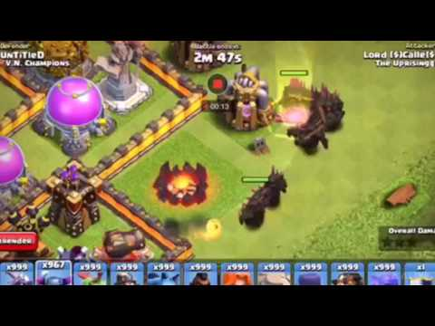 CLASH OF CLANS HACK cydia 2016