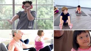 Online Teachable Promotional Video for Inclusive Dance & Yoga