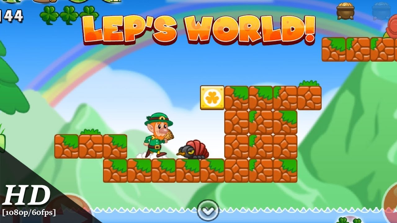 Lep S World Android Play 1080p 60fps