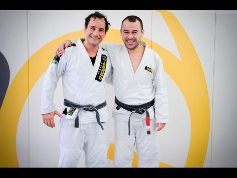 Josh Waitzkin on BJJ, Marcelo Garcia, and the Ego