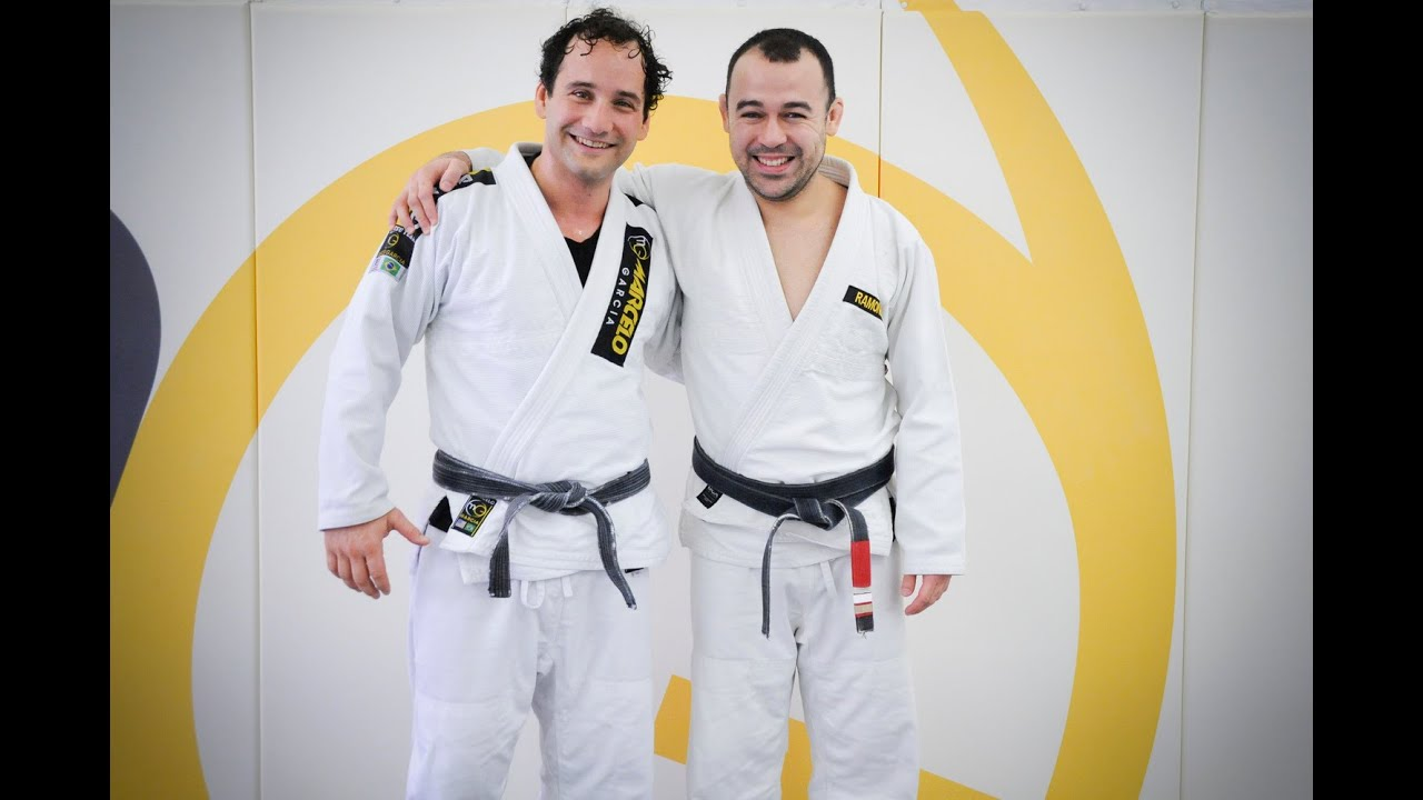 Josh Waitzkin on BJJ, Marcelo Garcia, and the Ego - YouTube