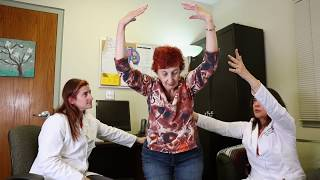 Image for vimeo videos on YOGA THERAPY for Mental Health is a 100 hour clinical practicum