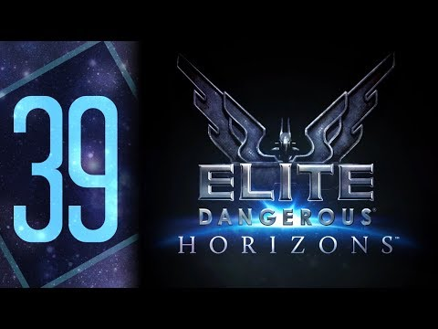 Elite Dangerous Horizons ► Episode 39: Trying Out A Resource Extraction Site (Let's Play Series)