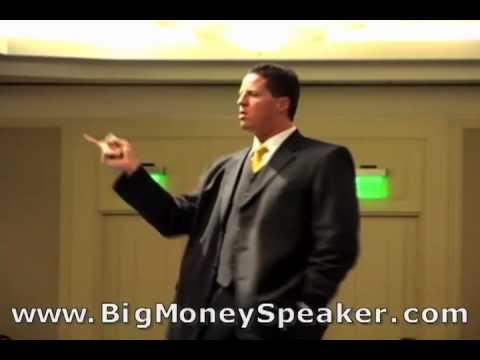James Malinchak Motivational Speaker Tips on booking public speaking jobs
