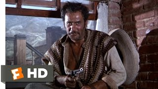 The Good, the Bad and the Ugly (6/12) Movie CLIP - Two Kinds of Spurs (1966) HD