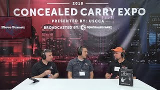 Steve Burnett Live Fire Drill Cards - USCCA Expo 2018