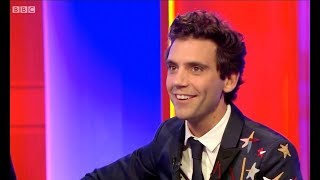 [HD] The One Show- MIKA - Interview (24.06.2015)