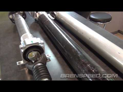 Brenspeed Review of The Driveshaft Shop Driveshafts 05-Present