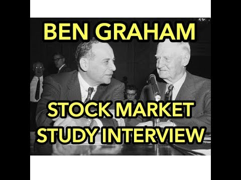 NEW EXCLUSIVE Ben Graham - Warren Buffett's Mentor - Senate