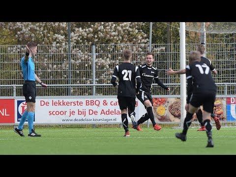 Samenvatting csv Apeldoorn - AZSV | 18-19