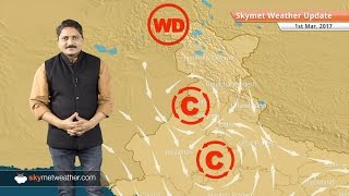 Weather Forecast for March 1: Rain in Delhi, Punjab; while snowfall over hilly region