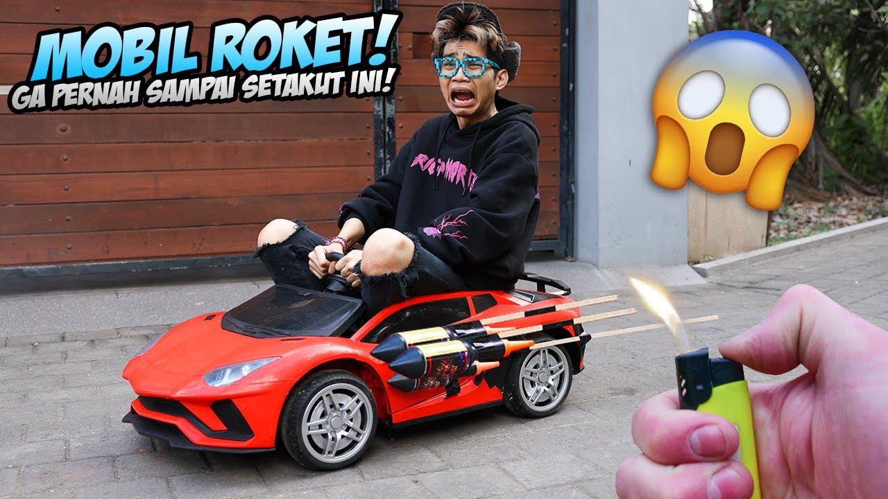 Download GILA!!! EXPERIMENT MOBIL MAINAN + ROKET = IDE BURUK! AKU GA PERNAH SETAKUT INI!!!