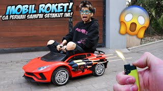Gila Experiment Mobil Mainan Roket Ide Buruk Aku Ga Pernah Setakut Ini