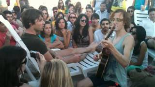 Kings Of Convenience - The Build-up @ Praia Do Leme - Rj