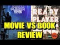 Ready Player One Movie vs Book Comparison Review Spoilers & Differences 2D vs 3D