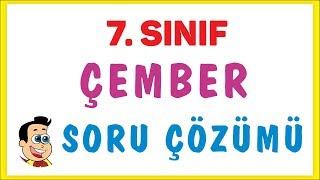 7. SINIF ÇEMBER SORU ÇÖZÜMÜ  ŞENOL HOCA