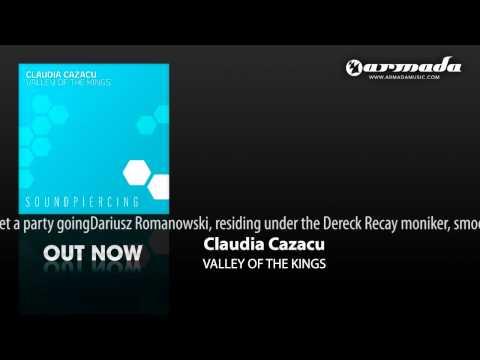 Claudia Cazacu - Valley Of The Kings (Original Mix) (SPC065)