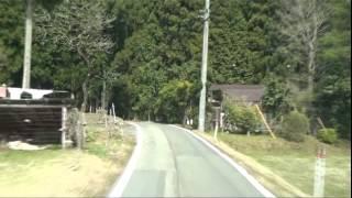 【車載動画】栃木県道めぐりシリーズ r277小来川清滝線(その1)