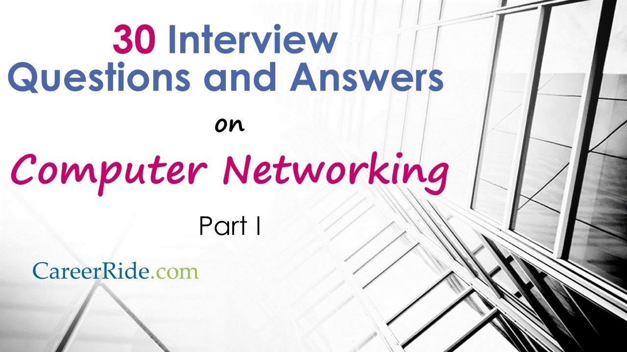 Hardware And Networking Interview Questions Pdf