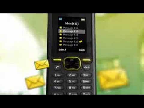 Sony Ericsson K330 - Video Promo