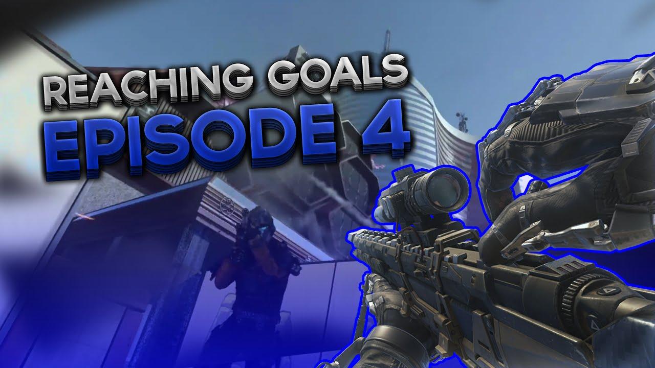 Reach: Reaching Goals #4