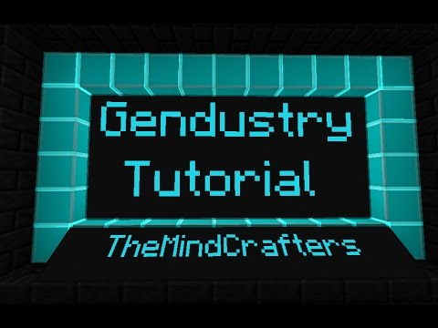 Gendustry Tutorial - The Complete Guide