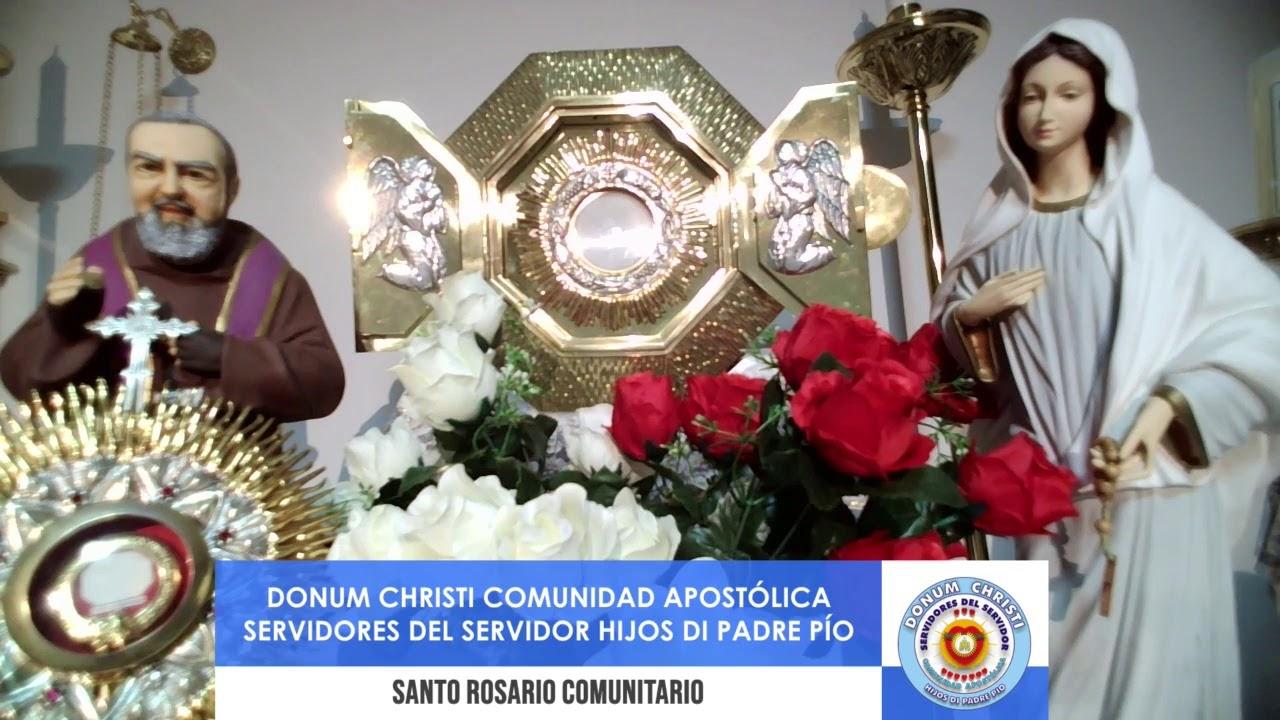 Santo Rosario Comunitario SDS