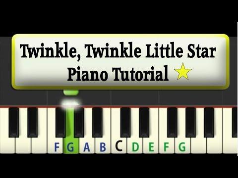 Easy Piano Tutorial: