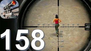 Sniper 3D Gun Shooter: Free Elite Shooting Games - Gameplay Walkthrough Part 158 (Android, iOS)