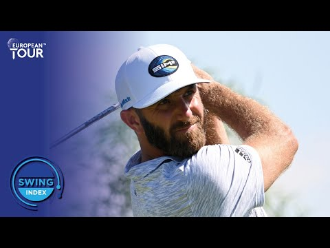 Analysing Dustin Johnson's Golf Swing in Slow Motion