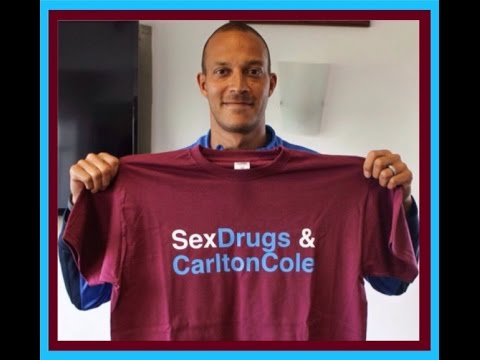 Bobby Zamora Interview with Sex, Drugs & Carlton Cole