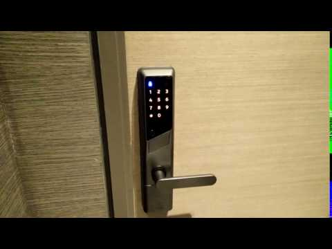 digital door lock made in japan ....28chidlom