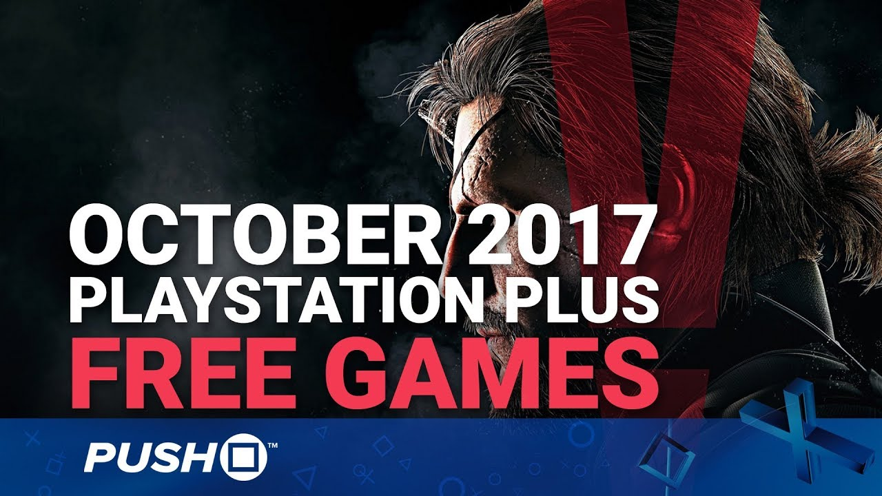 free playstation plus games october 2017
