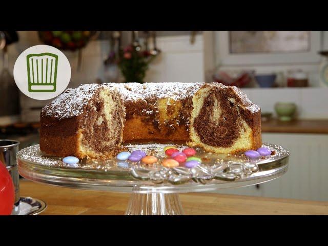 Marmorkuchen wie wir ihn lieben #chefkoch