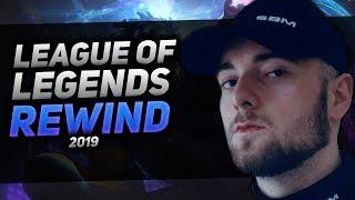REWIND 2019 - League of Legends!