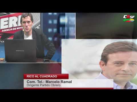 Marcelo Ramal: Lacunza declaró el default
