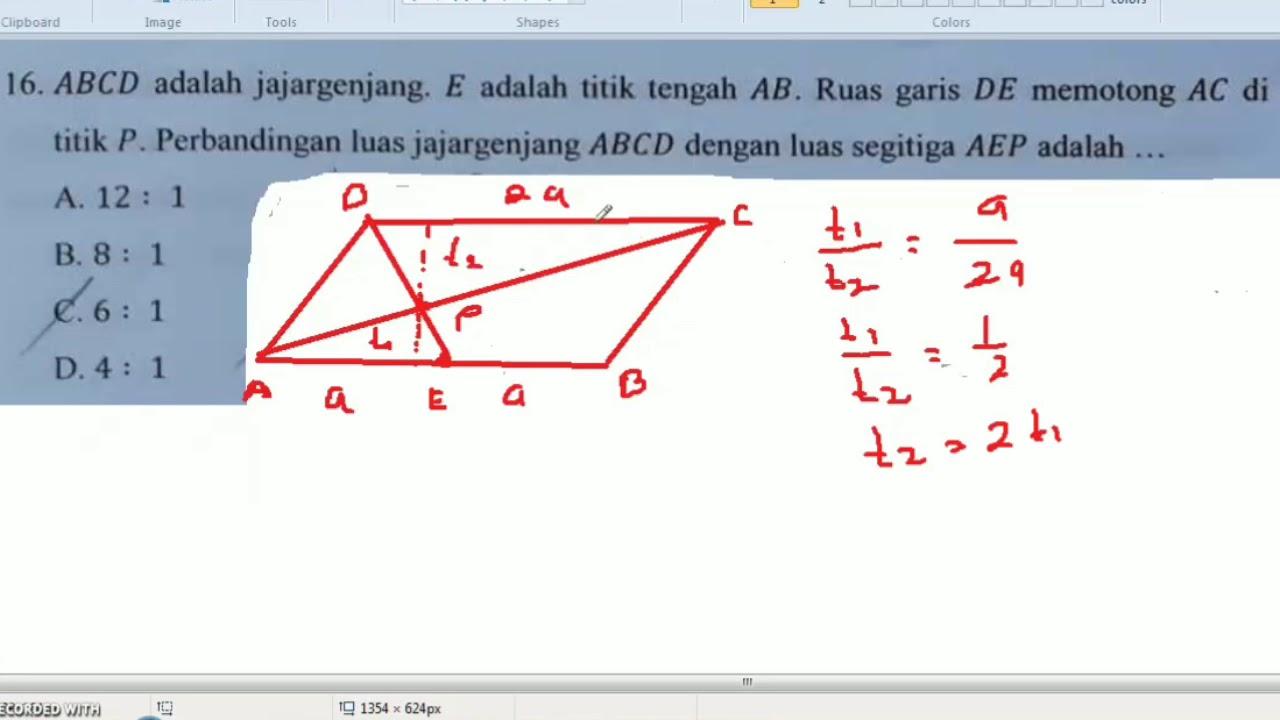 Soal Osn Matematika Smp Pdf