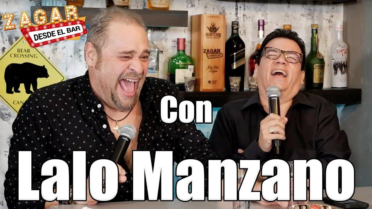 Zagar desde el Bar con Lalo Manzano - YouTube