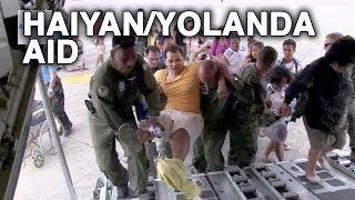 Typhoon Haiyan/Yolanda - U.S. Marines and Sailors in Operation Damayan
