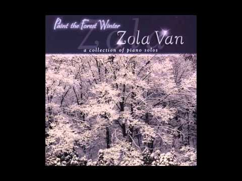 Paint the Forest Winter - Zola Van