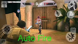 BIA3 | TP45 | Auto Fire | Fire Effect | Gameplay