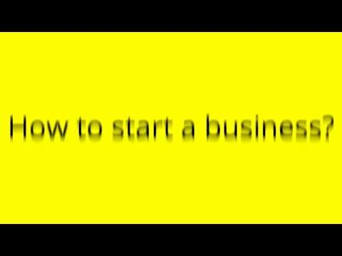 How to start a business in Maldives