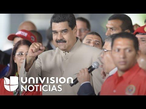 Presidente de Venezuela, Nicolás Maduro, es salpicado con el escándalo de Odebrecht