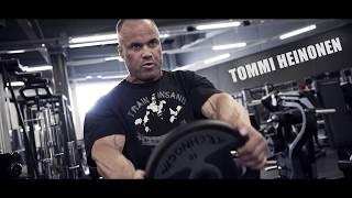 Legion GymBlog - Tommi Heinonen - Olkapää humppaa