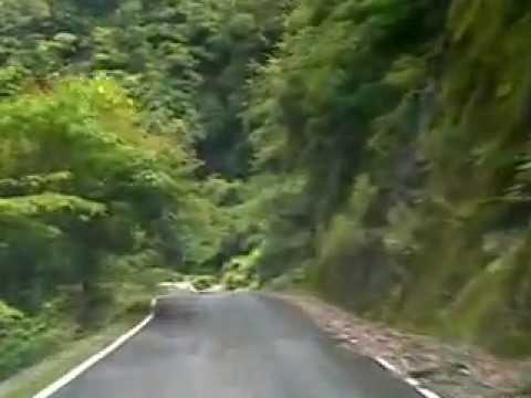 ... 和歌山県道229号古座川熊野川線